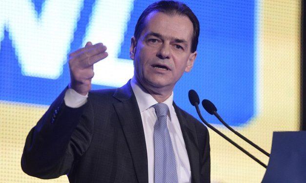 Orban: PNL şi-a stabilit ca principal obiectiv demiterea Guvernului