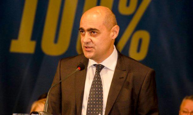 Demisie în Consiliul Județean Constanța. George Muhscină a renunțat la funcția de consilier