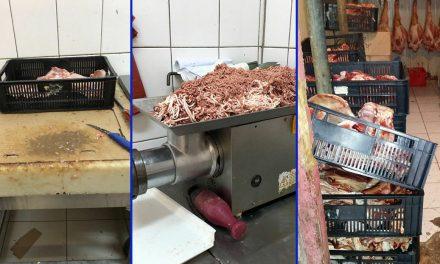 Control OPC. Mizerie și carne expirată la o măcelărie din Tomis III