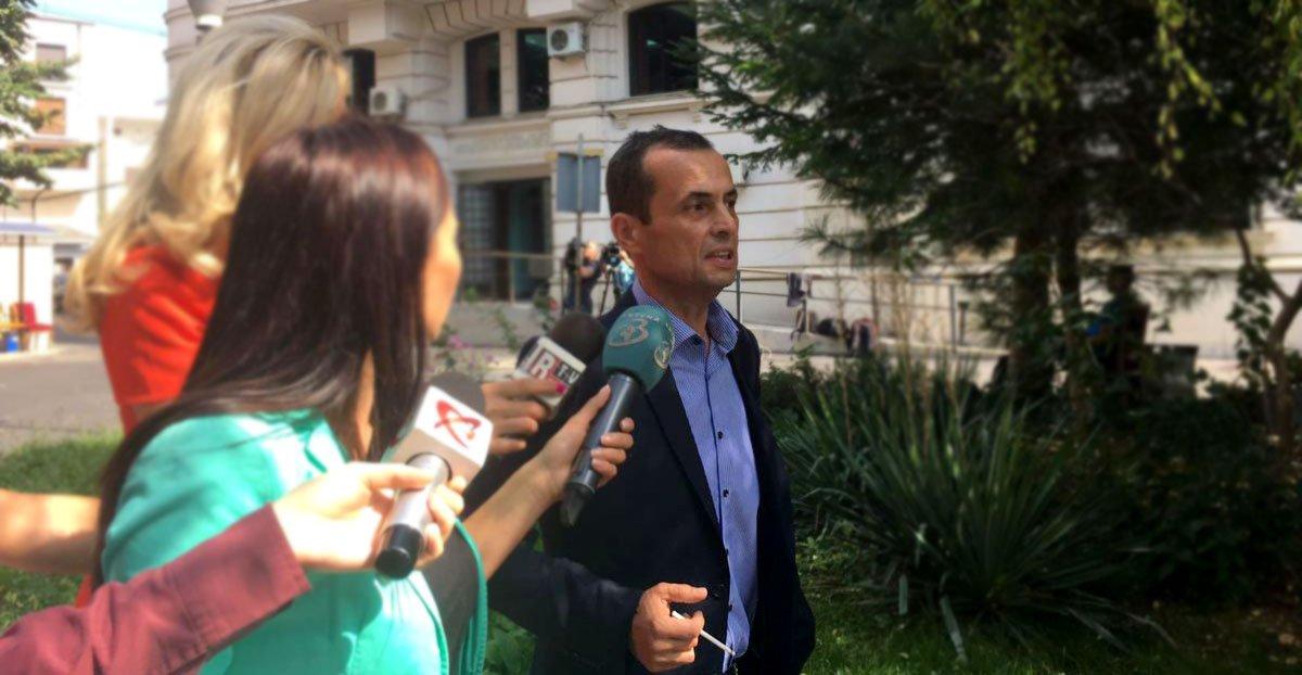 Audiere la Parchet a fostului procuror DNA Mircea Negulescu