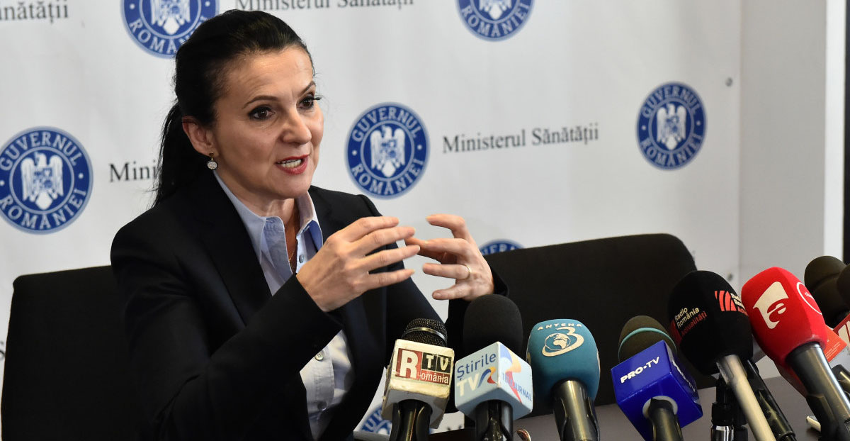 """27 de români răpuși de gripă. Ministrul Sănătății: """"Nu e epidemie"""""""