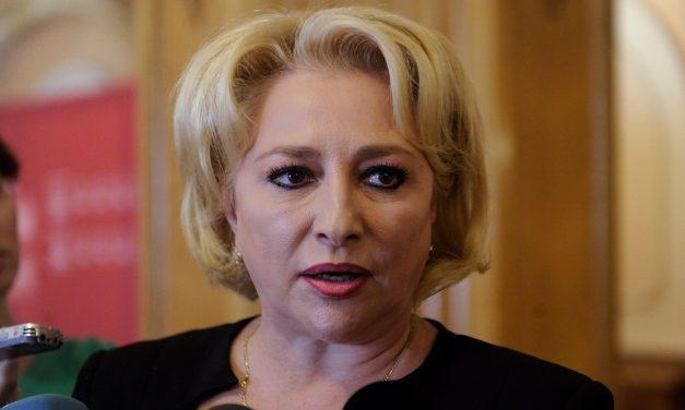 Premierul Viorica Dăncilă îl menține în funcție pe Vâlcov, condamnat la 8 ani de închisoare