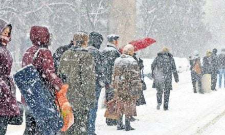 ANM. Se anunță ninsori și zile friguroase la Constanța