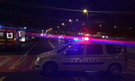 Tatăl copilului decedat în accidentul de la Doraly, în stare gravă. Șoferul, reținut de polițiști
