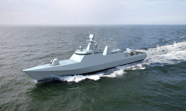 Armata va cumpăra 4 corvete noi, cu 1,6 miliarde euro, construite într-un șantier românesc. Guvernul a demarat procedura