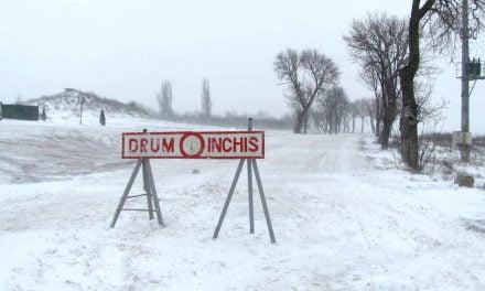 UPDATE Constanța sub COD PORTOCALIU / Ce drumuri sunt închise în județ