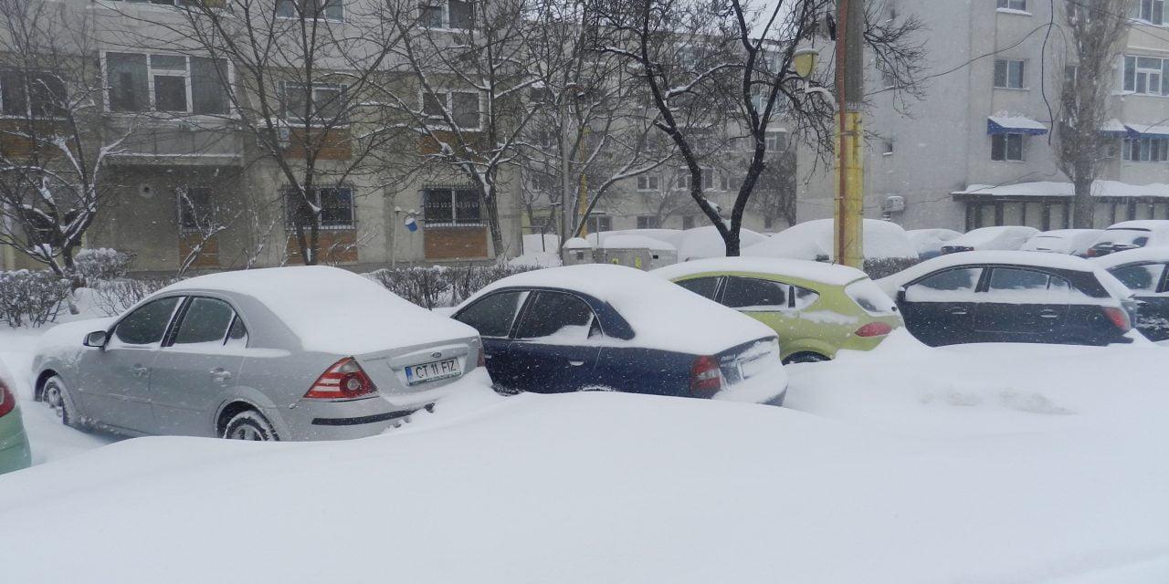 Primăria Constanța: Renunțați la deplasările în spații deschise