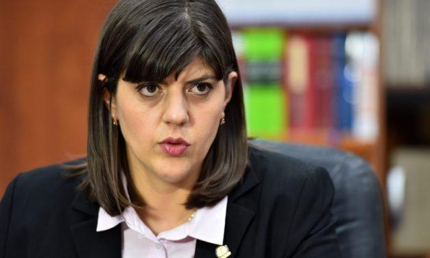Laura Codruţa Kovesi, acuzată că a minţit despre protocolul cu SRI