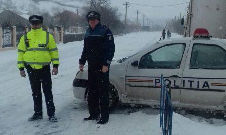 Pregătiri la Constanța pentru noul val de ninsori. Ce a decis Comitetul Județean pentru Situații de Urgență
