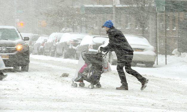 Avertizare meteo de ninsori, intensificări ale vântului, precipitații mixte și polei, în întreaga țară. Cum va fi vremea la Constanța