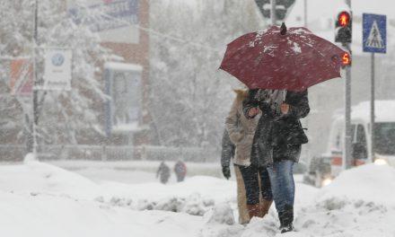 Avertizare ANM. România, lovită de un val de aer polar! Patru zile de ninsoare la Constanța