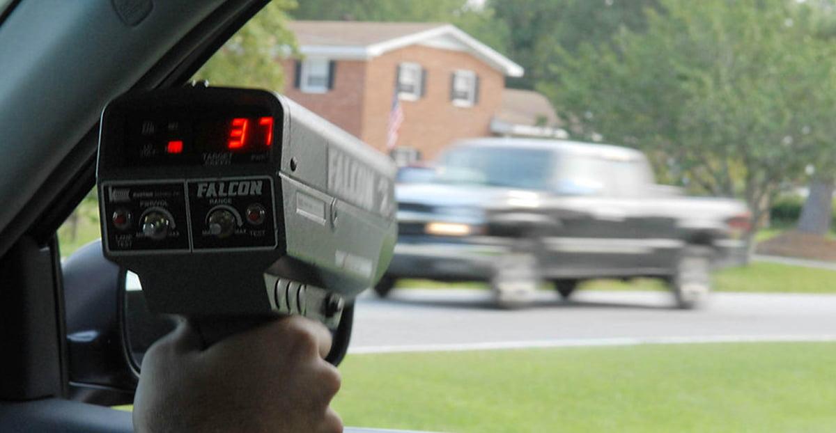 Radare doar pe mașini omologate și inscripționate
