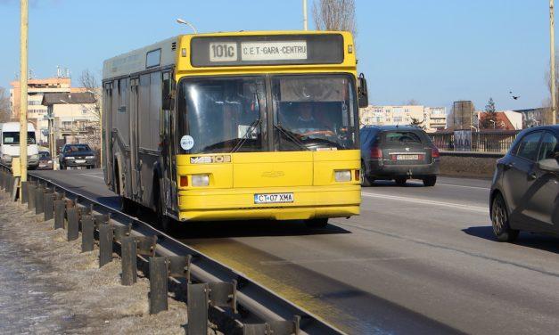 4 stații noi pe rutele 101C și 101M