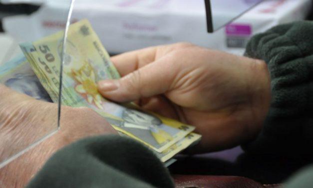 Pensia medie, mai mică față de sfârșitul anului 2017