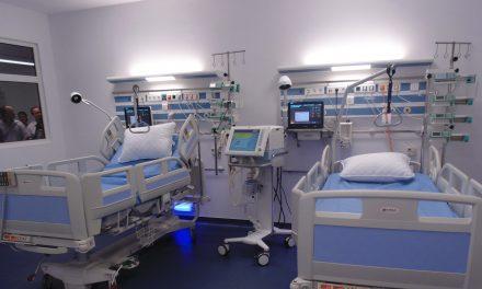 Paturi noi pentru secția de Terapie Intensivă a Spitalului Județean Constanța