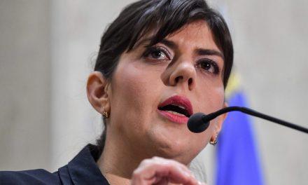 Laura Codruța Kovesi, confirmată de Consiliul UE în funcția de procuror șef al Parchetului European
