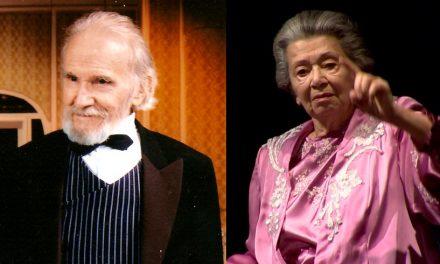 Actorii Teatrului de Stat, Alexandru Mereuță și Ileana Ploscaru vor deveni Cetățeni de Onoare ai județului Constanța