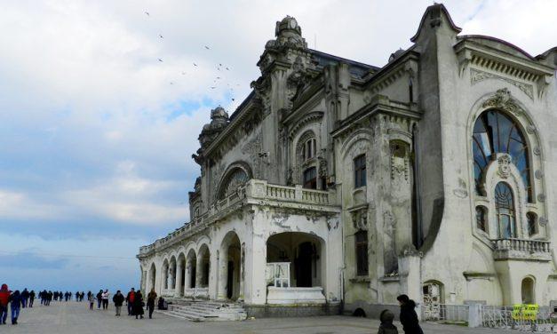 Compania Națională de Investiții a dat avizul pentru reabilitarea Cazinoului