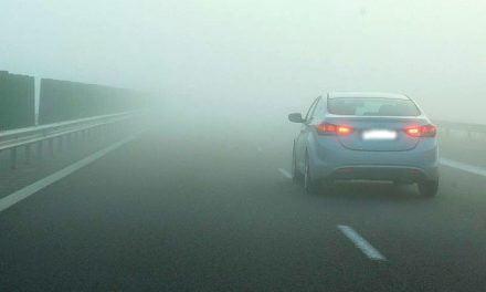 COD GALBEN de ceață, valabil în 16 localități din județul Constanța