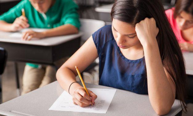 """Test grilă la evaluarea națională și bac. Elevii se opun: """"Este un experiment pentru a crește artificial rata de promovare"""""""