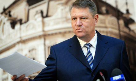Iohannis a sesizat la CCR legea privind funcționarea Curții de Conturi