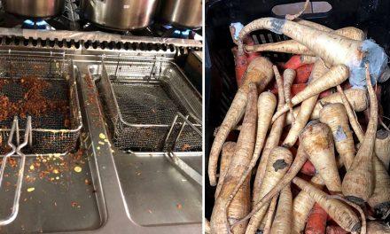 Protecția Consumatorului a amendat și închis două restaurante Adivin
