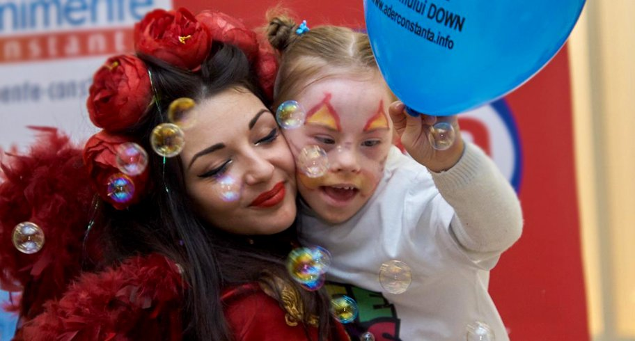 Ziua Mondială a Sindromului Down, sărbătorită cu zâmbete la Constanța