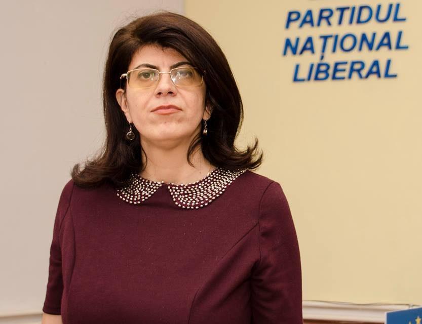Adriana Câmpeanu, numită în funcția de secretar regional al OFL