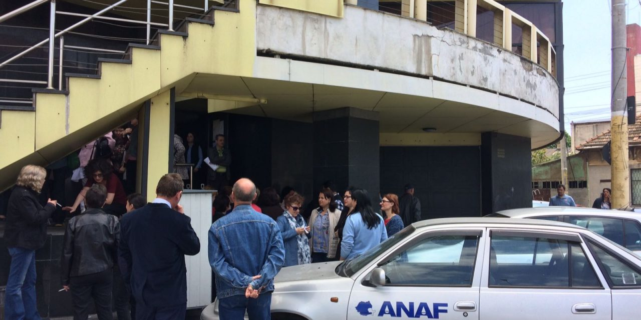 ANAF dă buzna în conturile constănțenilor. Popriri pentru datorii din 2013 inventate de Fisc în 2018