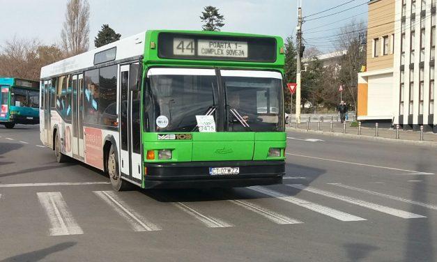 Cum vor circula autobuzele RATC în perioada Sărbătorilor