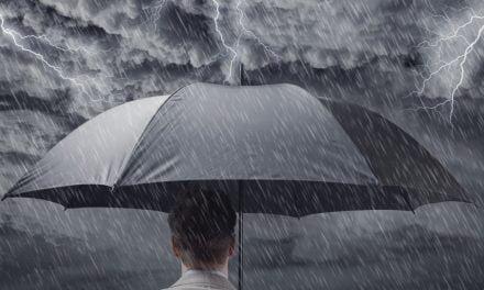 COD PORTOCALIU de ploi torențiale în patru localități din județul Constanța