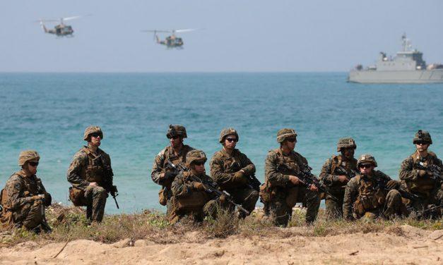 NATO Spring Storm. Exercițiu militar de amploare pe teritoriul Dobrogei și Marea Neagră