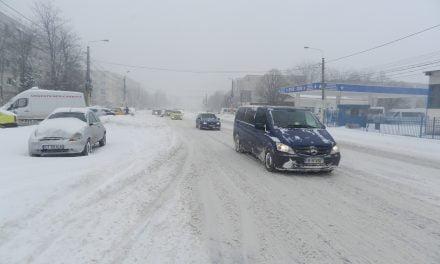 UPDATE / COD GALBEN de ninsori. Meteorologii așteaptă strat consistent de zăpadă