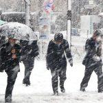 Constanța, sub avertizare meteo, sâmbătă: lapoviță și ninsoare și vânt puternic