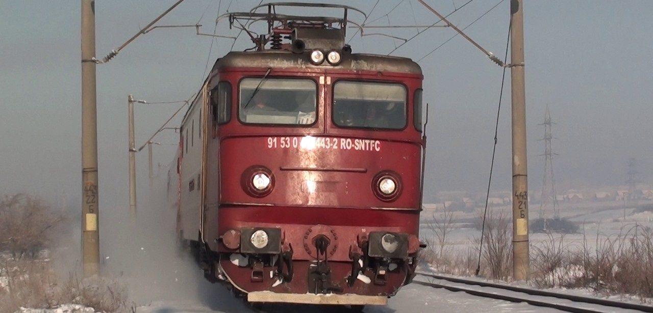 Trenurile InterRegio Bucureşti Nord – Constanţa şi retur rămân anulate. Traficul e îngreunat pe mai multe drumuri naționale