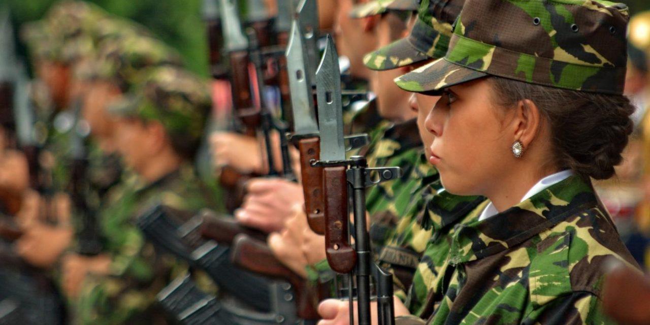Cu cât vor crește salariile militarilor începând cu luna decembrie 2018. Grila completă a salarizării până în 2021