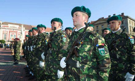 Salariile militarilor au crescut cu 1 decembrie, iar din ianuarie se măresc din nou, în medie cu 300 lei pentru SGP