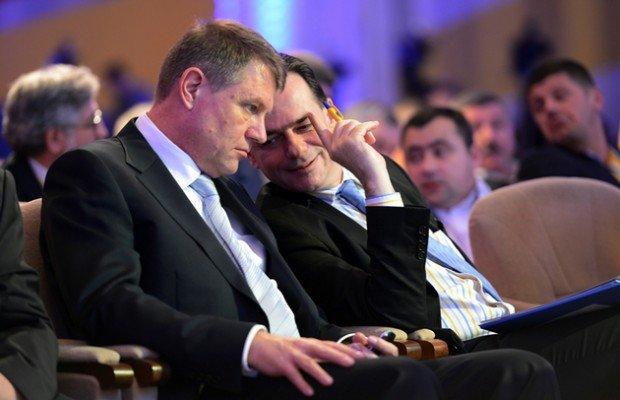 PNL, primul partid care și-a anunțat candidatul la Președinție. Iohannis și Orban, tandemul pe care mizează liberalii