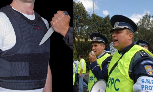 """""""Sunt sacrificat și trimis la intervenție ca porcul la tăiere"""". Polițiștii constănțeni se pregătesc de mitingul național"""