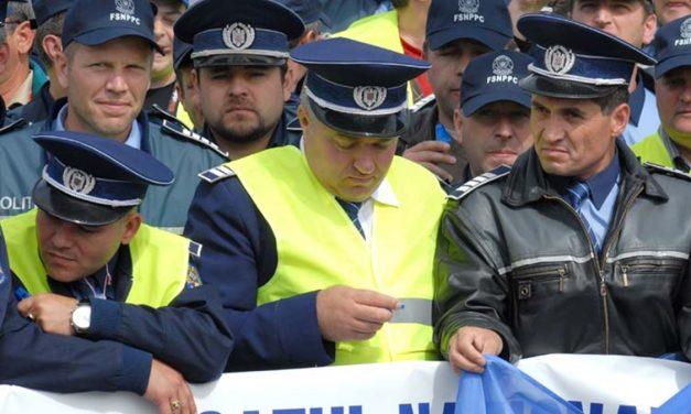 """Revolta polițiștilor se apropie. """"Va fi cel mai mare protest al polițiștilor organizat vreodată în România"""""""