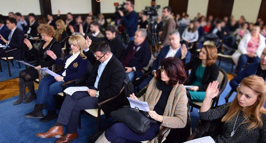 Ședință de Consiliu Local la Constanța. Va fi propusă o rectificare a bugetului local pentru 2018