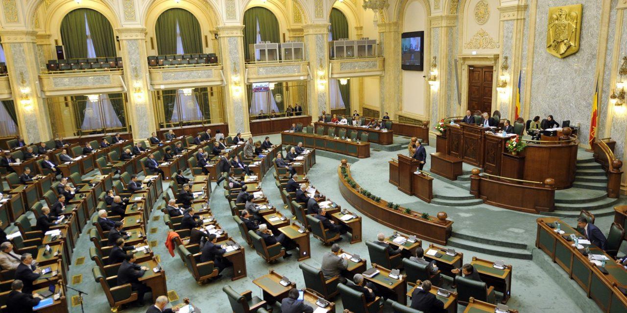 Senatul a adoptat propunerea privind prelungirea valabilităţii paşapoartelor