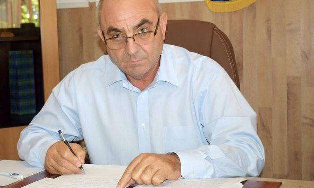 """Primarul Dumitru Timofte: """"Comuna Nicolae Bălcescu trebuie să intre în normalitate. Pentru asta mă aflu eu la Primărie"""""""