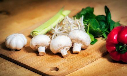 Ciuperci umplute, o alegere delicioasă de post