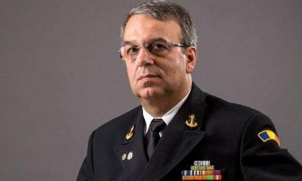 Senatorului Chițac nu îi mai ajunge pensia de amiral. Mai vrea o pensie specială și a făcut o lege