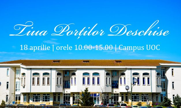 Ziua Porților Deschise la Universitatea Ovidius