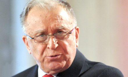 Fostul președinte, Ion Iliescu acuză România TV de FAKE NEWS și cere rectificări