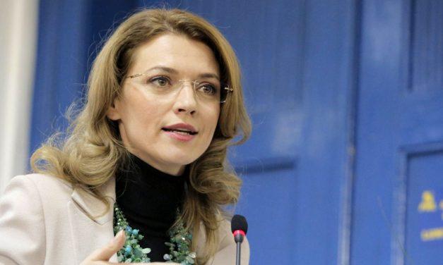 Alina Gorghiu: Se impune categoric demisia premierului Viorica Dancilă