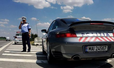 Restricții de viteză pe Autostrada Soarelui