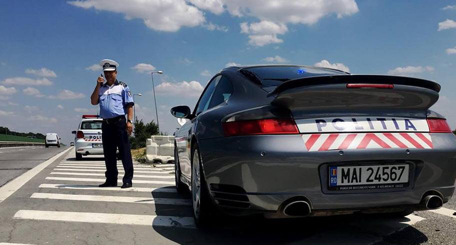 A2, monitorizată cu elicopterul. 300 de radare și 1.500 de polițiști pe șosele de 1 Mai